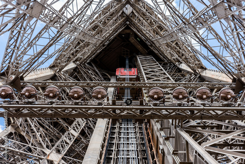 Valokuva  Eiffelturm