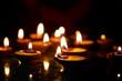 Diwali lights, India