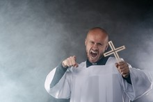 Catholic Priest Exorcist In Wh...