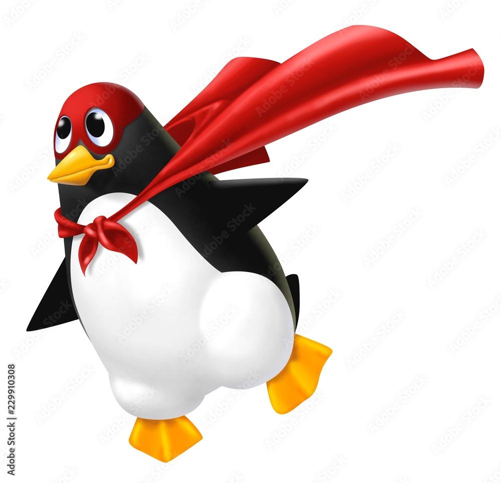 super pinguino