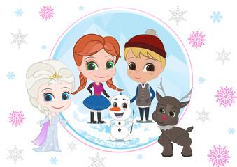 Ice Team Kids