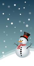 Set Of Vertical Christmas Bann...