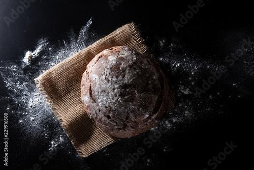 Frisches Brot aus dem Ofen Fototapete