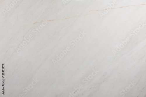 Unique marble texture in classic white hue.