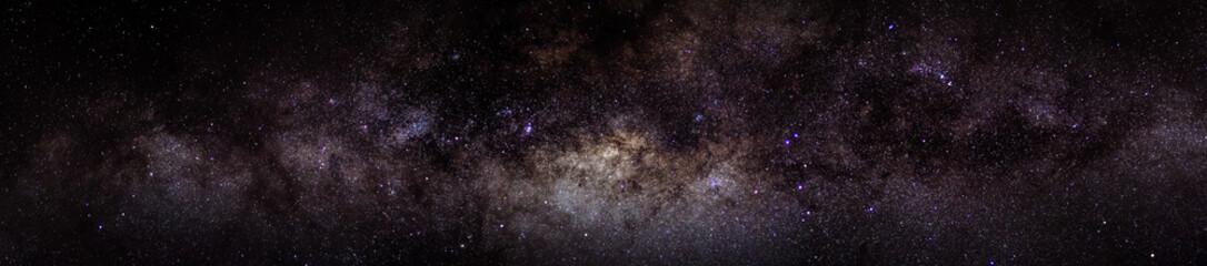 Milky way - stars, nebula and galaxy