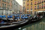 Wenecja gondole