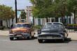 Schöne amerikanische Oldtimer auf Kuba (Karibik)
