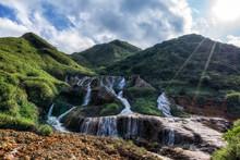 Golden Waterfall Jinguashi