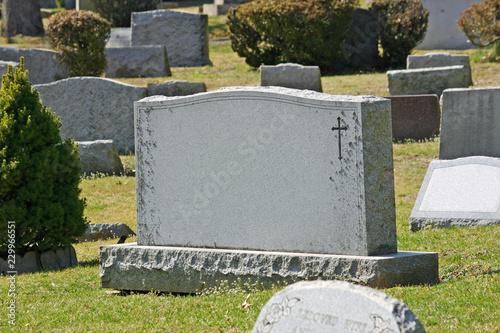 Cuadros en Lienzo Headstone