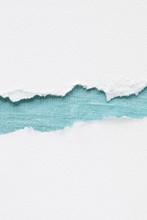 Vertical Image Of Paper Torn I...