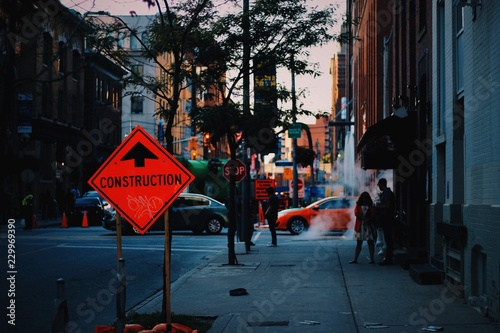Photo sur Aluminium Europe Centrale Streets of Toronto