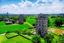 Kaiping Tower Diaolou Village ...
