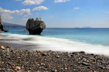 Prevelistrand auf Kreta