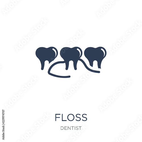 Photo  Floss icon