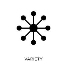 Variety Icon. Variety Symbol D...