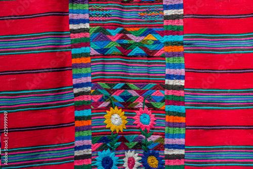 Fotografiet  bordados mexicanos tradicionales oaxaca, chiapas,