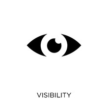 Visibility Icon. Visibility Sy...