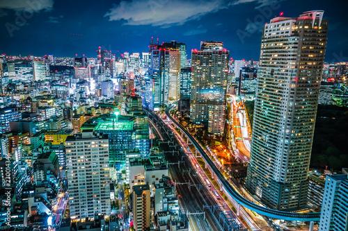シーサイドトップ(世界貿易センタービルの展望台)からの風景