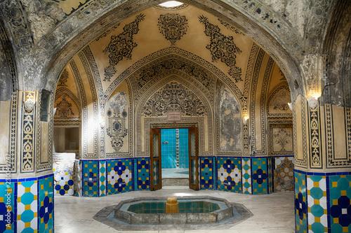 Photo  Hammam-e Sultan Mir Ahmad, Kashan, Iran