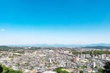 都市風景 熊本市