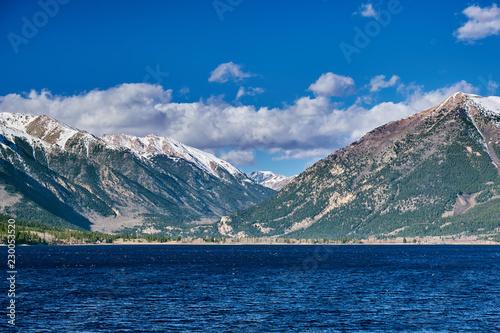 Spoed Foto op Canvas Verenigde Staten Rocky Mountains, Colorado, USA