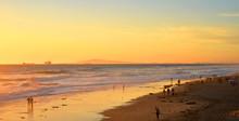 Panorama Sunset At Huntington ...