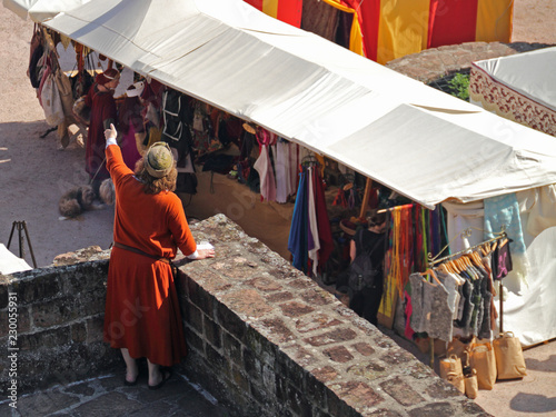 Mittelalter-Markt