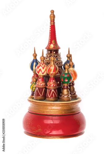 Russian souvenir Kremlin