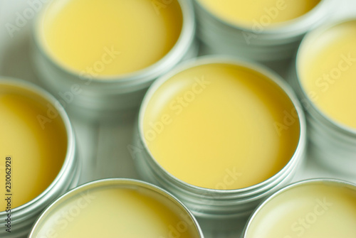 Lip balm Canvas Print