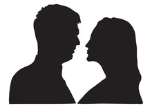 Portrait Of Man And Woman In L...