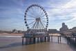 coastal Hague cityscape