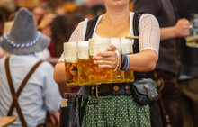 Oktoberfest, Munich, Germany. ...