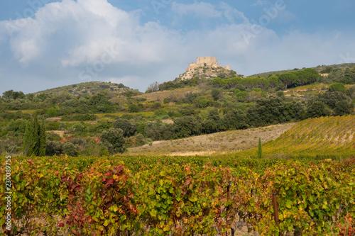 фотография  Chateau Aguilar im Aude in Frankreich
