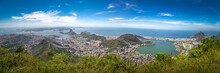 Panoramic Aerial View Of Rio D...