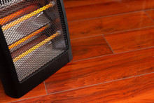 Electric Heater Working In A R...