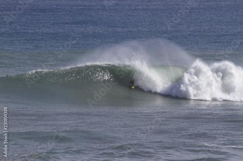 Stickers pour porte Eau surf the perfect wave