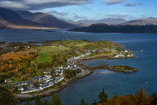 Plockton And Loch Carron