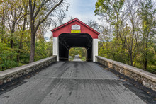 The Van Sandt Covered Bridge