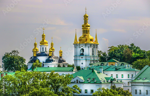 Keuken foto achterwand Oost Europa The Kiev-Pechersk Lavra is one of the first monasteries founded by Kievan Rus. One of the most important Orthodox shrines