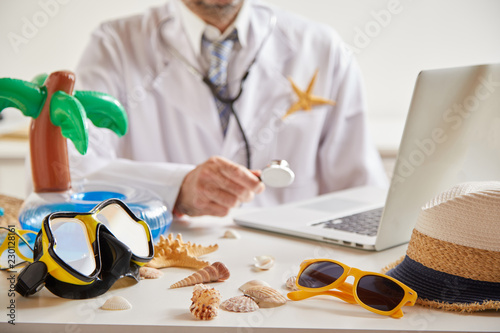 Medical and healthcare insurance for travel