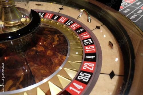 Photo  casino roulette