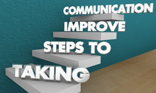 Taking Steps To Improve Commun...