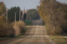 Roadway Dirt Road