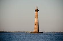 Morris Island Lighthouse At Su...