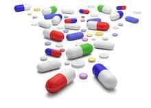 Médicament Pilule Danger Addiction