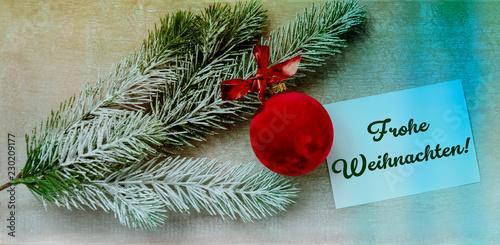 Standard Weihnachtsgrüße.Frohe Weihnachten Weihnachtsgruß Weihnachtsgrüße Grußkarte