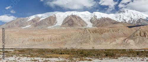 Mountain panorama - Karakorum Highway III (Xinjiang, China) #230223329