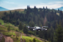 Drone Quadcopter With Digital ...