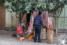 Fresh Lamb Meat - Captured In ...