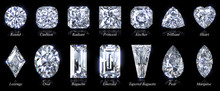 Fourteen Popular Diamond Shape...